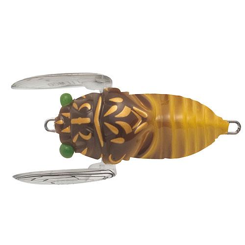 мягкие приманки цикада